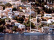 click to view photographs of Symi